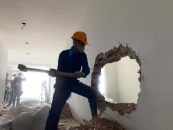 Hà Nội đề xuất xử phạt công trình xây dựng tái vi phạm tới 2 tỷ đồng
