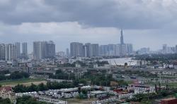 """Thị trường bất động sản TP Hồ Chí Minh """"nóng"""" trở lại"""