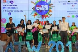 Cuộc thi tìm hiểu văn hoá thế giới bằng tiếng Anh dành cho sinh viên Hà Nội