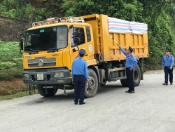 Thanh tra Sở Giao thông vận tải Yên Bái xử phạt gần 300 trường hợp vi phạm