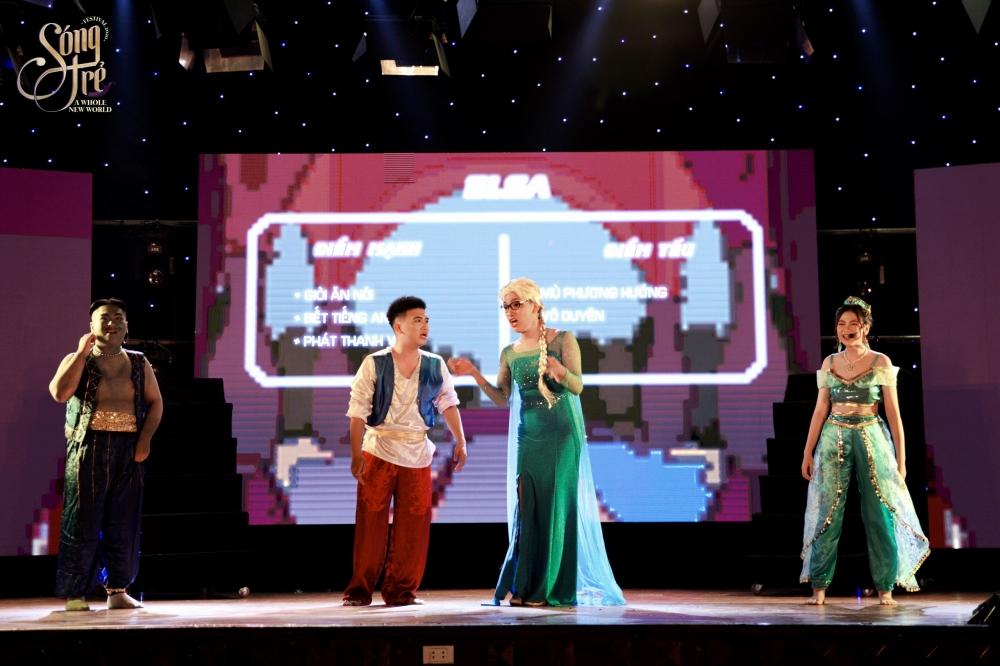 Noo Phước Thịnh cùng nhiều ca sĩ tham dự sự kiện Sóng Trẻ Festival 2020