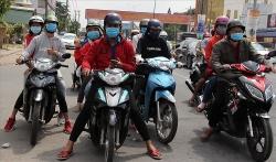 Ba người đi xe máy từ Bình Dương về Yên Bái dương tính với SARS-CoV-2