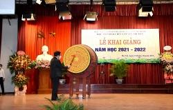 Học viện Báo chí và Tuyên truyền khai giảng năm học mới 2021 - 2022