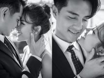 """Đông Nhi bất ngờ tung trọn bộ ảnh cưới """"có một không hai"""" bên Ông Cao Thắng"""