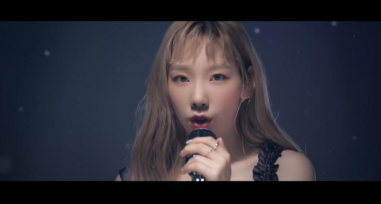 tae yeon cua girls generation khoe giong hat trong bo phim hoat hinh frozen 2