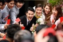 """Toàn cảnh lễ ăn hỏi và rước dâu của cặp đôi """"quyền lực"""" showbiz Đông Nhi - Ông Cao Thắng"""