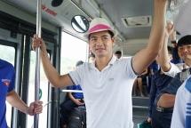 Nâng cao văn hóa trên xe buýt