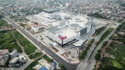 Chuẩn bị khai trương trung tâm thương mại AEON Mall Hải Phòng Lê Chân