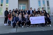 Thủ khoa trường ĐH Ngoại ngữ trải nghiệm thực tế tại Nhật Bản