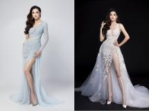 chiec dam xuat sac cua hoa hau luong thuy linh tai dem chung ket miss world 2019