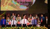 10 tài năng khoa học trẻ nhận giải thưởng Quả cầu vàng năm 2019