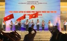 khai mac trai huan luyen ky nang phu trach thieu nhi thu do lan thu iii nam 2019