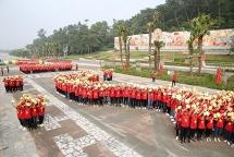 """Hành trình """"Tôi yêu Tổ quốc tôi"""" năm 2019 dừng chân tại Hà Nội"""