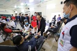 Sinh viên, giảng viên ngành y hiến tặng gần 700 đơn vị máu cho người bệnh