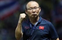 HLV Park Hang Seo chốt danh sách U23 Việt Nam