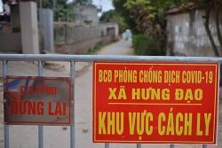 Hải Dương: TP Chí Linh áp dụng giãn cách xã hội trong vòng 21 ngày