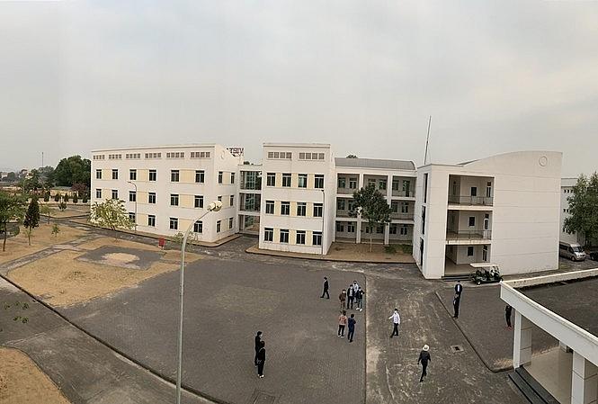Trường Trường Đào tạo nghề Việt Nam – Canada sẽ là bệnh viện dã chiến thứ 3 của tỉnh Hải Dương