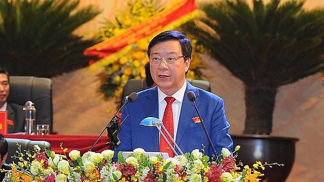 Đồng chí Phạm Xuân Thăng trúng cử Ủy viên Ban Chấp hành Trung ương Đảng khóa XIII