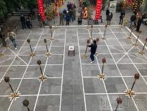Dịch Corona không cản được các kỳ thủ so tài tại lễ hội Chùa Vua