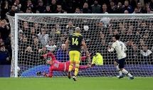 Kết quả bóng đá hôm nay: Tottenham bước tiếp tại FA Cup