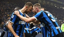 Lịch thi đấu bóng đá 12/2: Đại chiến Inter Milan với Napoli