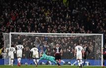 Kết quả bóng đá hôm nay: Tottenham thúc thủ trước Leipzig