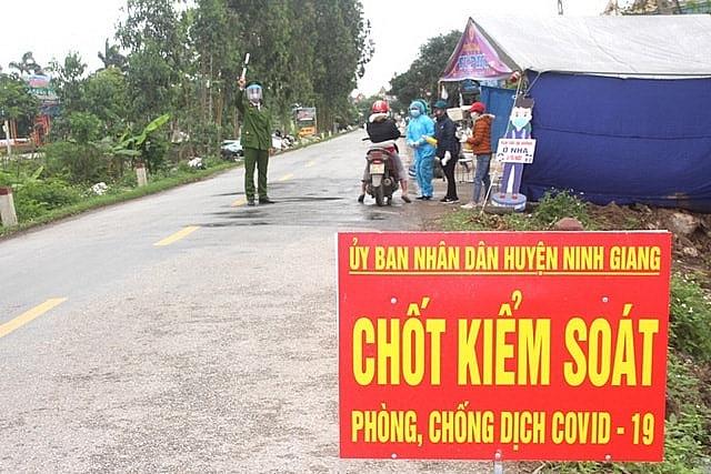 Hải Dương: Những ai đã đến 8 địa điểm tại huyện Ninh Giang cần khẩn trương khai báo y tế