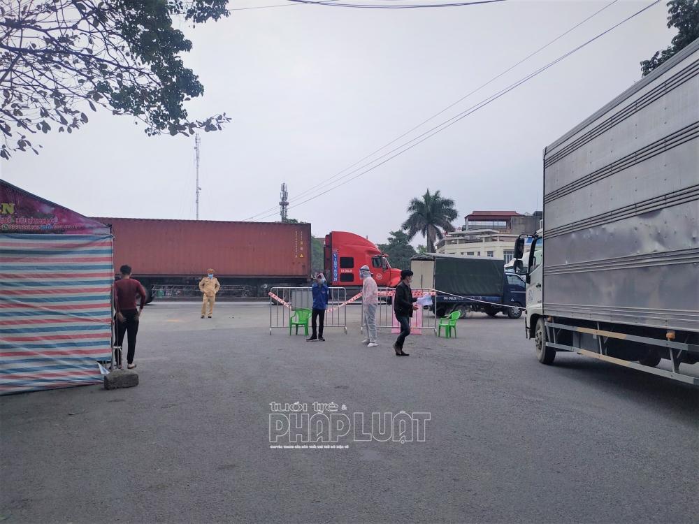 UBND tỉnh Hải Dương đề nghị các tỉnh, thành phố tạo điều kiện thông thương hàng hoá