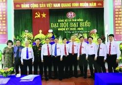 Xã Tam Hồng, huyện Yên Lạc, Vĩnh Phúc: Nỗ lực trên hành trình trở thành thị trấn