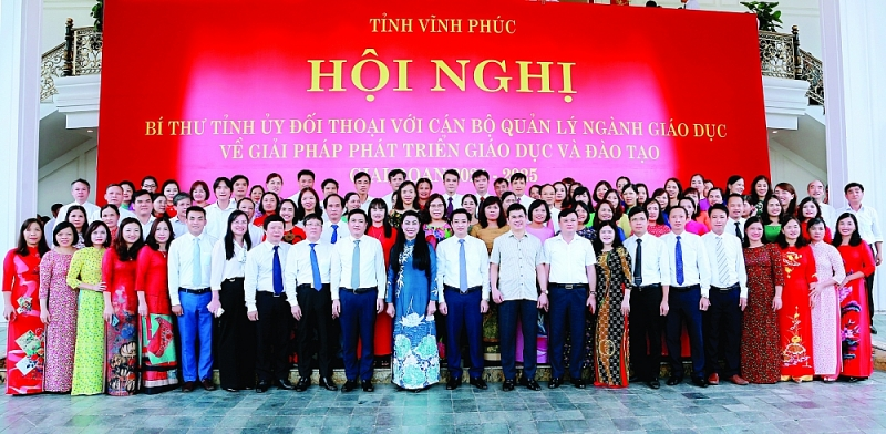 Phòng GD&ĐT Vĩnh Tường (Vĩnh Phúc): Duy trì vị trí tốp đầu về chất lượng giáo dục