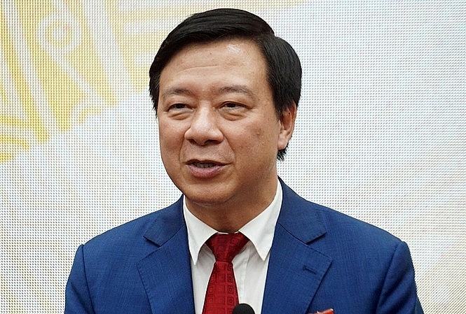 Ông Phạm Xuân Thăng - Bí thư Tỉnh ủy Hải Dương.