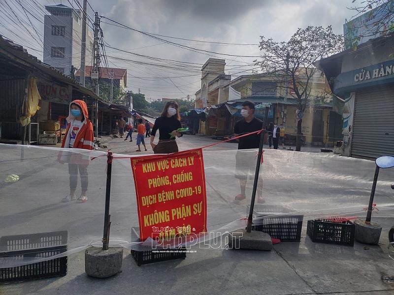 Thực hiện cách ly xã hội toàn tỉnh Hải Dương từ 0h ngày 16/2