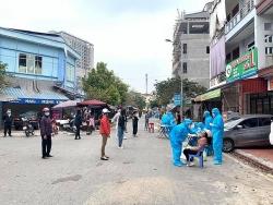 Hải Dương: 115 người cách ly tại Trường Tiểu học Lai Cách được về nhà