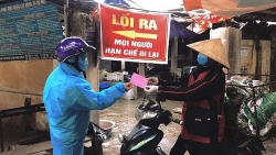 Hải Dương: Người dân Chí Linh đi chợ bằng tem phiếu theo ngày