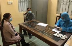 Hải Dương: Huyện Cẩm Giàng xử phạt các hành vi vi phạm chống dịch
