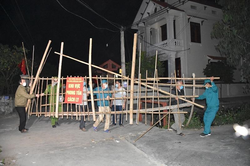 Hải Dương: Tìm ra nguồn lây ở ổ dịch mới tại Kim Thành