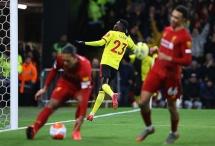 Kết quả bóng đá hôm nay: Liverpool bất ngờ thảm bại trước Watford