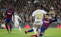 Kết quả bóng đá hôm nay: Thắng thuyết phục Barcelona, Real đòi lại ngôi đầu