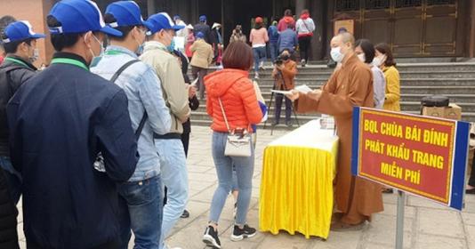 Bộ Y tế phản hồi về việc một số chùa có thể hỗ trợ cách ly người từ vùng dịch Covid-19 về Việt Nam
