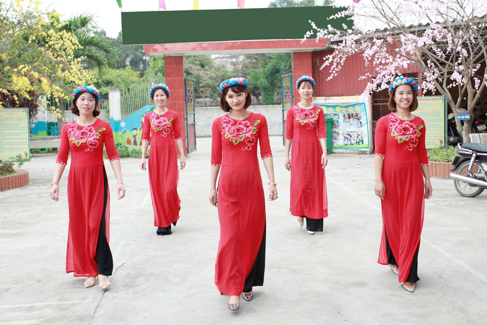 hai duong hoi lhpn huong ung hoat dong ao dai di san van hoa viet nam