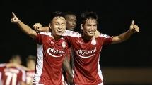 Kết quả bóng đá hôm nay: TP Hồ Chí Minh vùi dập Quảng Nam