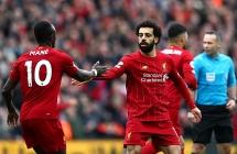 Kết quả bóng đá hôm nay: Liverpool trở lại mạch chiến thắng