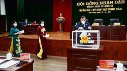Hải Dương có 2 tân Phó Chủ tịch tỉnh