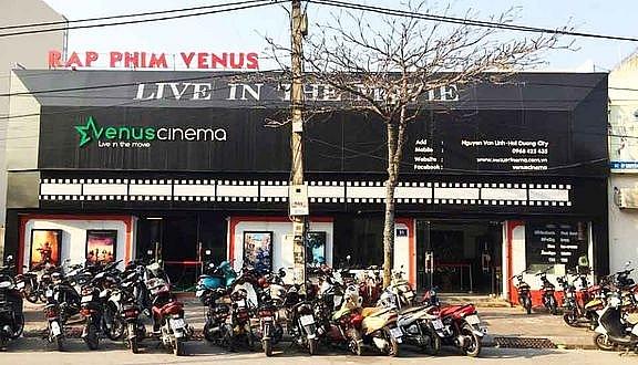 Rạp chiếu phim Venus Cinema