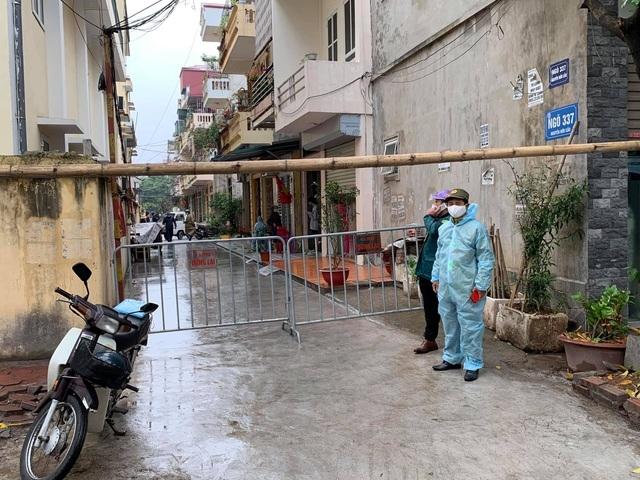 Hải Dương: Cụm dân cư dân cuối cùng được gỡ phong tỏa