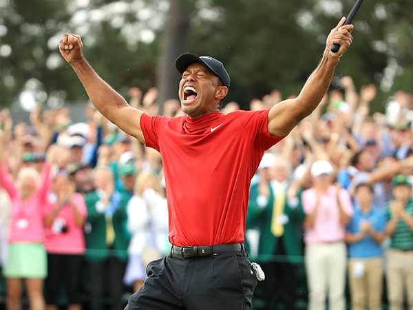 ban tin the thao 154 tiger woods vo dich the masters liverpool chiem ngoi dau