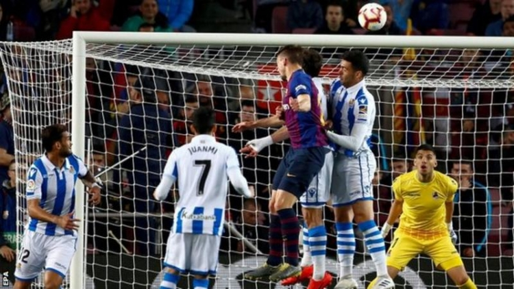 video highlight barca 2 1 real sociedad vong 33 la liga