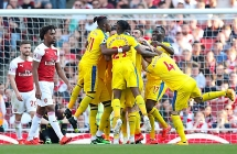 video highlights arsenal 2 3 crystal palace vong 35 premier leagues