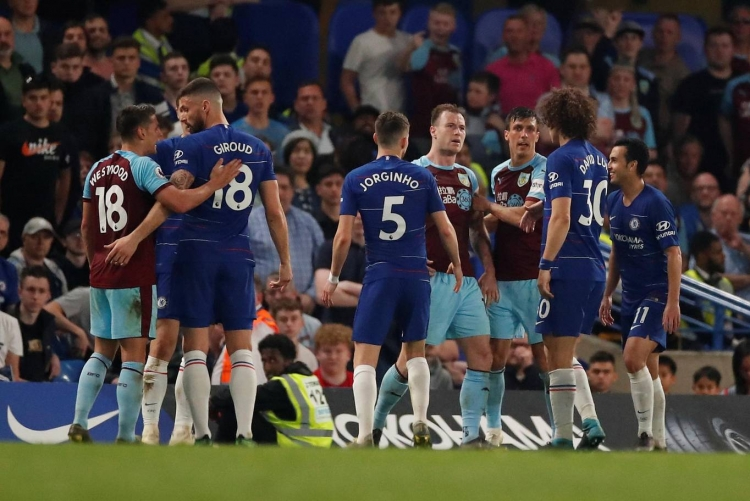 Video:  Highlights Chelsea vs Burnley