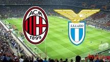 Cúp quốc gia Italia: AC Milan 0-1 Lazio